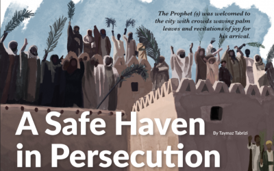 A Safe Haven in Persecution