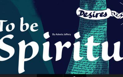 To be spiritually free