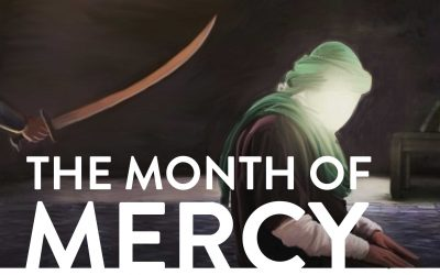 The Month Of Mercy